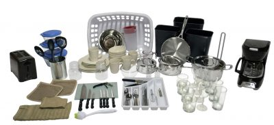 Extended Stay Kitchen Pack