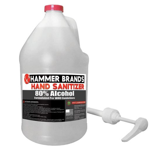 Hand Sanitizer Gallon