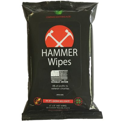 Hammer Wipes