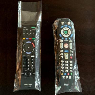 Clean Remotes
