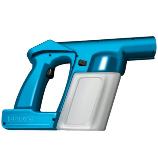 Professional Cordless Handheld Electrostatic Sprayer by Viruserv