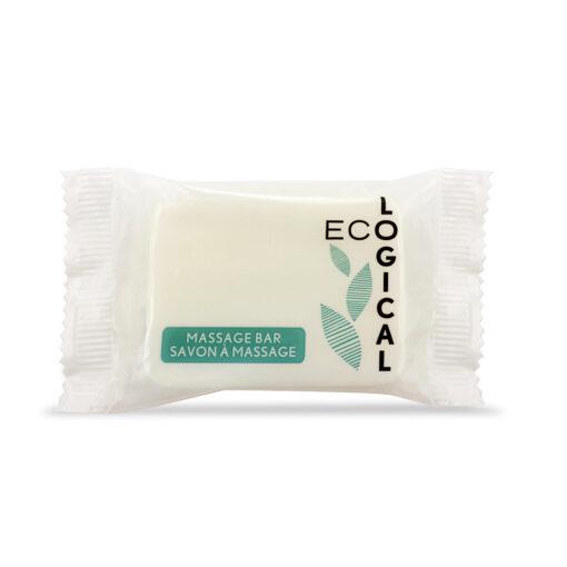 Bar soap, Eco-Logical byt Hunter Amenities, Hotel Soap & Shampoo