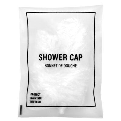 Generic Hotel Shower Cap