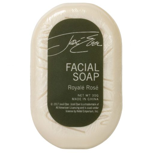 Hotel Face Soap, Wrapped, Jose Eber, Bath Amenitites